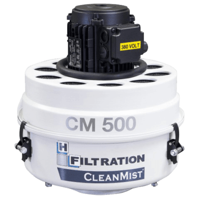 CleanMist 500 air filtration