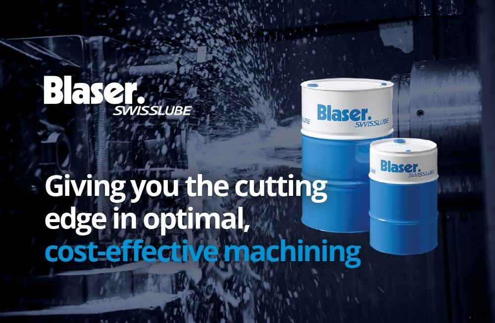 Blaser CNC cutting fluids
