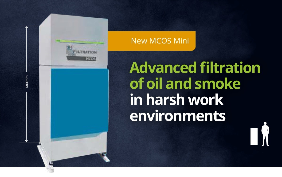 MCOS Mini mist extractor
