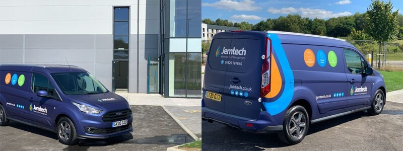Jemtech vehicles
